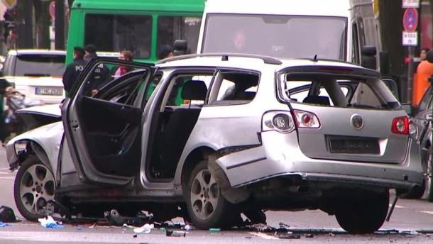 Autobombe hatte wohl kriminellen Hintergrund