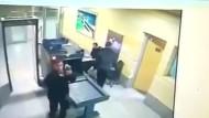 Überwachungsvideo soll ägyptischen Flugzeug-Entführer zeigen
