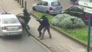 Paris-Attentate: Amateurvideo soll Verhaftung von Abrini zeigen
