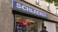 Staatsanwaltschaft erhebt Bankrott-Anklage gegen Schlecker