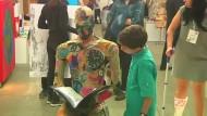 Syrische Kinder geben ihren Nöten ein Gesicht