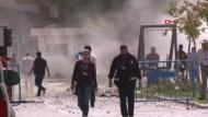 Opfer nach Anschlag in der Türkei