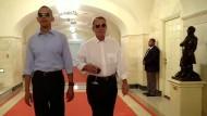 Obama sorgt mit Zukunftsvideo für Lacher