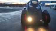 Motorsport-Fans bauen Batmobil nach