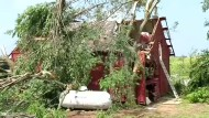 Tornados fegen über Teile Amerikas