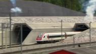 Der Gotthard ist eröffnet
