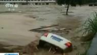 Starke Überflutungen im Süden Chinas