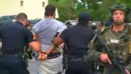 Viele Festnahmen nach Protesten in Amerika