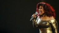 Sängerin Chaka Khan ist auf Entzug