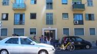Ermittler durchsuchen Wohnung des Verdächtigen