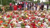 München trauert um die Opfer des Amoklaufs
