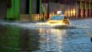 Als New York ins Wasser fiel