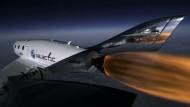 Lizenz für Weltraumflüge erteilt