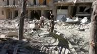 Kein fließendes Wasser mehr in Aleppo