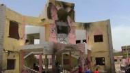 Über 50 Tote bei Selbstmordanschlag