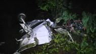 Sechs Tote bei Absturz von deutschem Kleinflugzeug