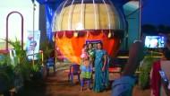 30 Tonnen göttliches Konfekt für Ganesha