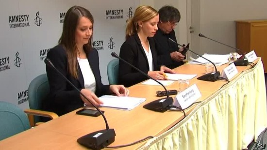 Amnesty International kritisiert mögliche Flüchtlingsdeals