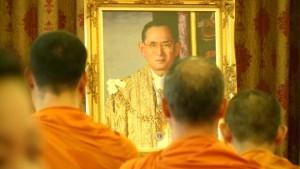 Thailand nimmt Abschied von König Bhumibol