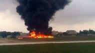 Mehrere Tote nach Flugzeugabsturz auf Malta