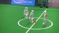 Amerikanisches Team gewinnt RoboCup Challenge