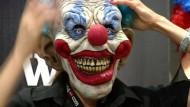 Angst vor Horror-Clowns überschattet Halloween