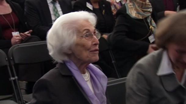 Eine Grande Dame tritt ab: Hildegard Hamm-Brücher ist tot