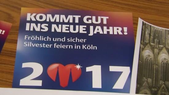 Köln stellt Sicherheitskonzept für Silvester vor