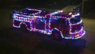 Polizei zieht Weihnachtsmann aus dem Verkehr