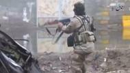 Armee startet neuen Anlauf zur Einnahme von Mossul