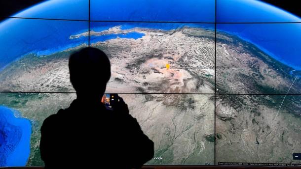 Mit Google Earth auf digitale Weltreise