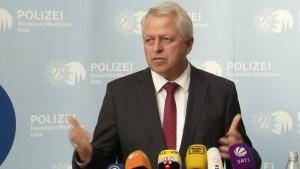 Kölner Polizeipräsident bedauert umstrittenen Begriff