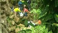 Mehrere Tote bei Brückenunglück