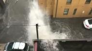 Sturzfluten in Sydney