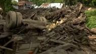 Schlammlawine überrascht Einwohner im Süden Kolumbiens