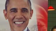Obama soll französischer Präsident werden