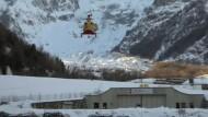 Tote bei Lawinenunglück in den Alpen