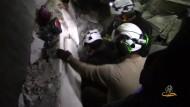 Über 40 Tote bei Luftangriff auf Moschee