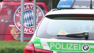 Münchener Polizei erhöht Sicherheitsmaßnahmen