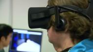 Virtuelle Realität gegen Schwindel
