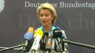 Von der Leyen: Kein Generalverdacht gegen die Bundeswehr