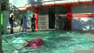 Wut und Trauer nach Bombenanschlag in Afghanistan
