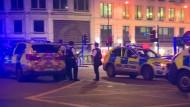 Polizei erschießt Attentäter