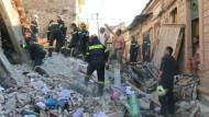 Ein Todesopfer nach Erdbeben in Griechenland