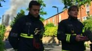 Feuerwehrchefin: Zahl der Todesopfer nach Hochhausbrand unklar