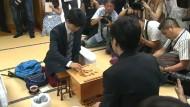 """14-Jähriger begeistert Japan in Schachvariante """"Shogi"""""""