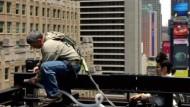 Ende der Bienen über'm Times Square