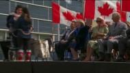 """Royals """"very amused"""" über Kehlgesang der Inuit"""