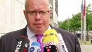 Altmaier sieht keinen Grund für Scholz-Rücktritt