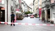Kettensägen-Angriff in der Schweiz